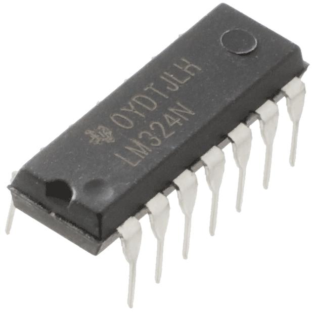 Lm324 Opamp Hub360