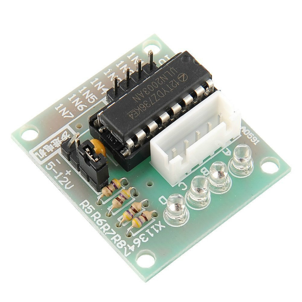 Uln2003 stepper motor driver hub360 for Stepper motor with driver