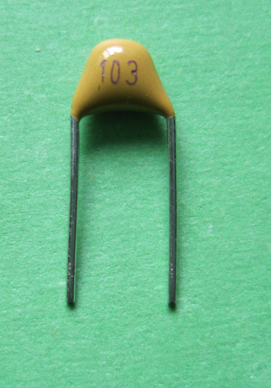 103 0 01uf 10nf 10000pf Monolithic Capacitor Hub360