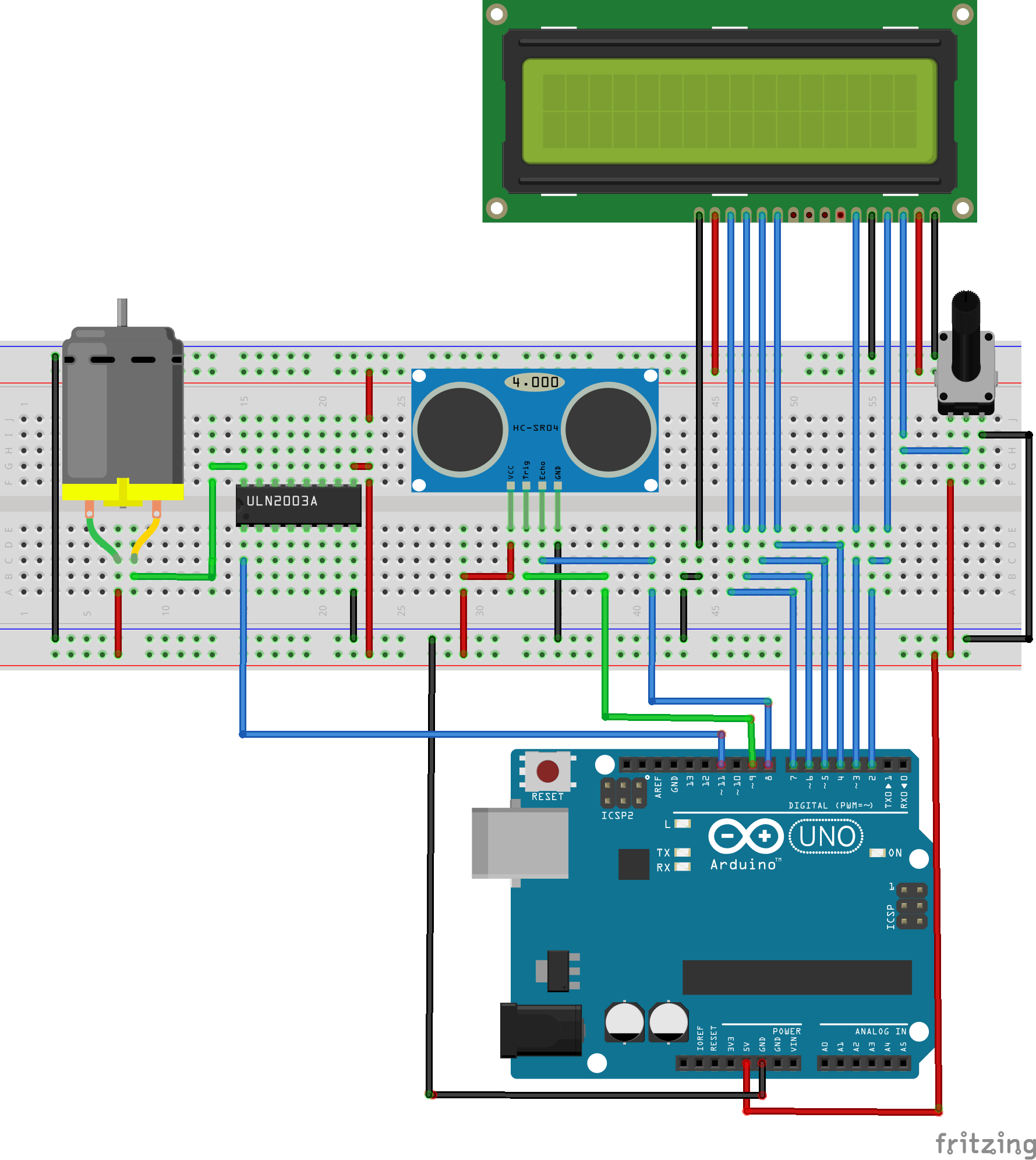 Automatic Water Level Indicator And Controller Using Ultrasonic Talking Arduino Heart Rate Monitor Circuit Final Design Bb