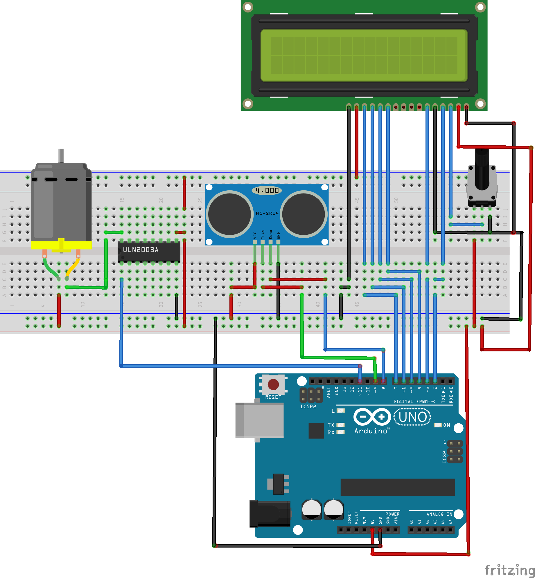 Experiences with arduino
