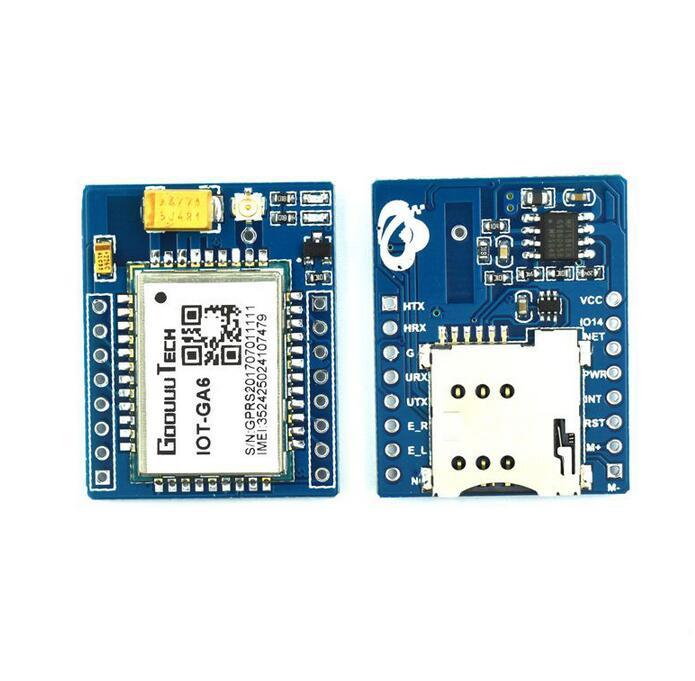 A6 mini GPRS/GSM module