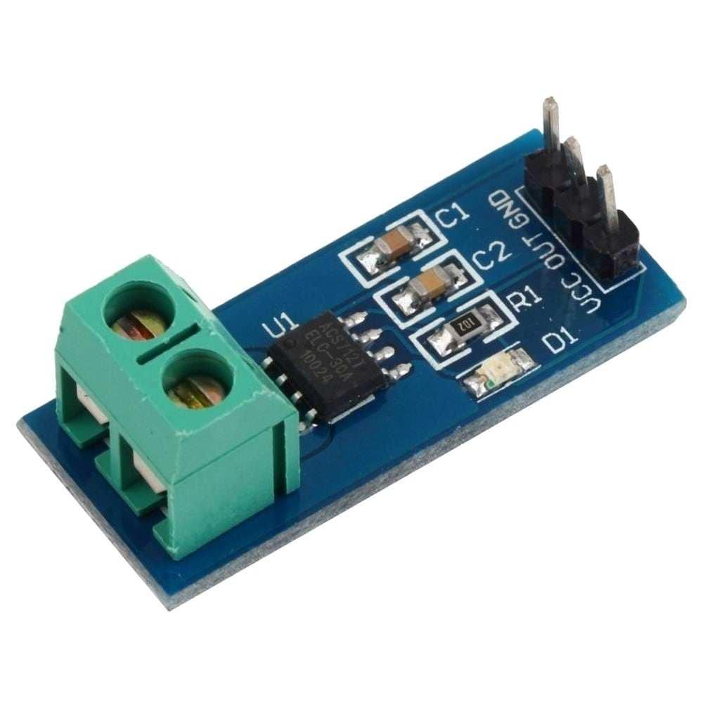 Acs712 Current Sensor 20a Hub360 Currentsensorcircuit1jpg