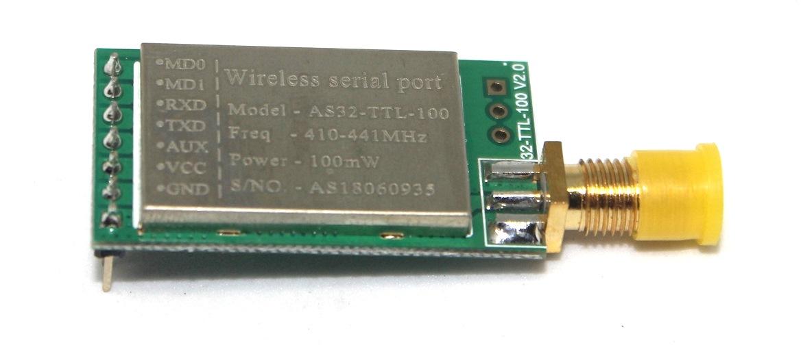 Sx1278/Sx1276 433mhz 3km Lora module